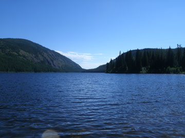 Conkle Lake, BC